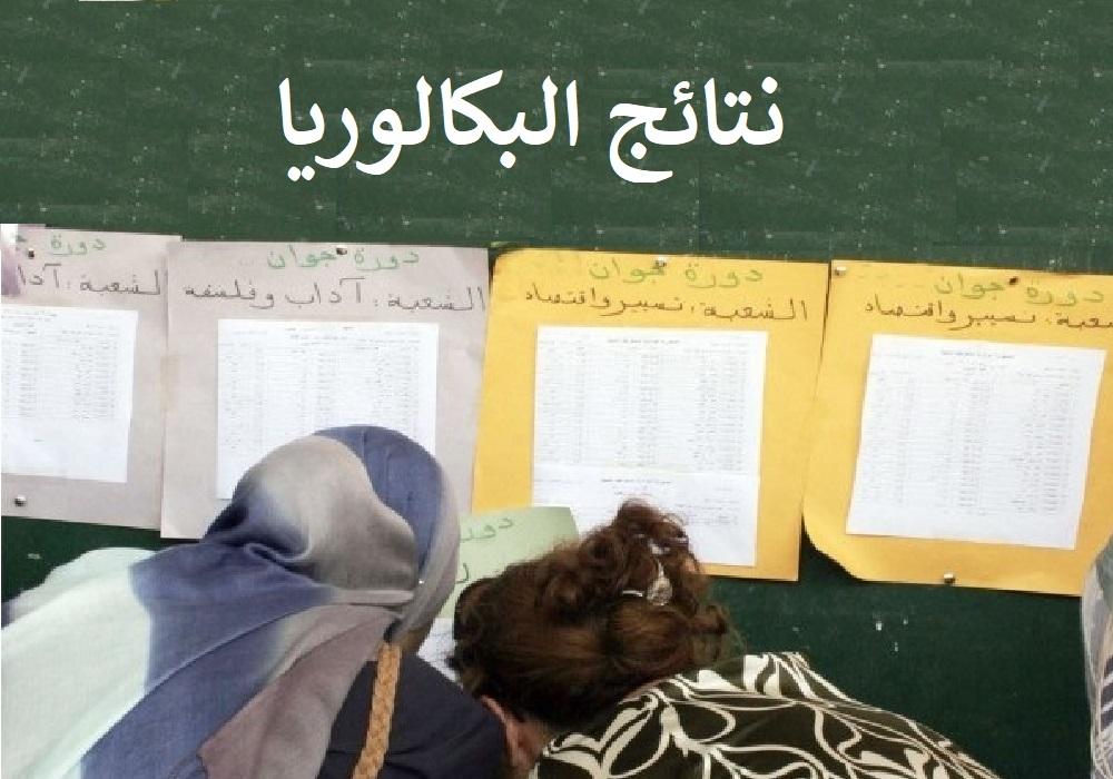 نتائج بكالوريا الجزائر 2021 7